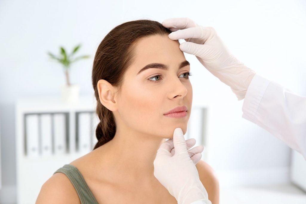 Bedarfsgerechte kosmetische Behandlung